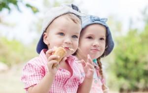 Cómo alimentar este verano a tu peque para evitar la caries