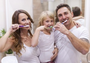 limpieza dental ninos