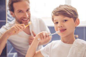Seis cuestiones básicas sobre la higiene dental infantil