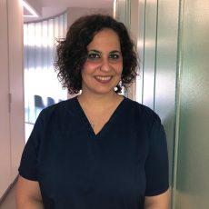 Higienista Bárbara González López