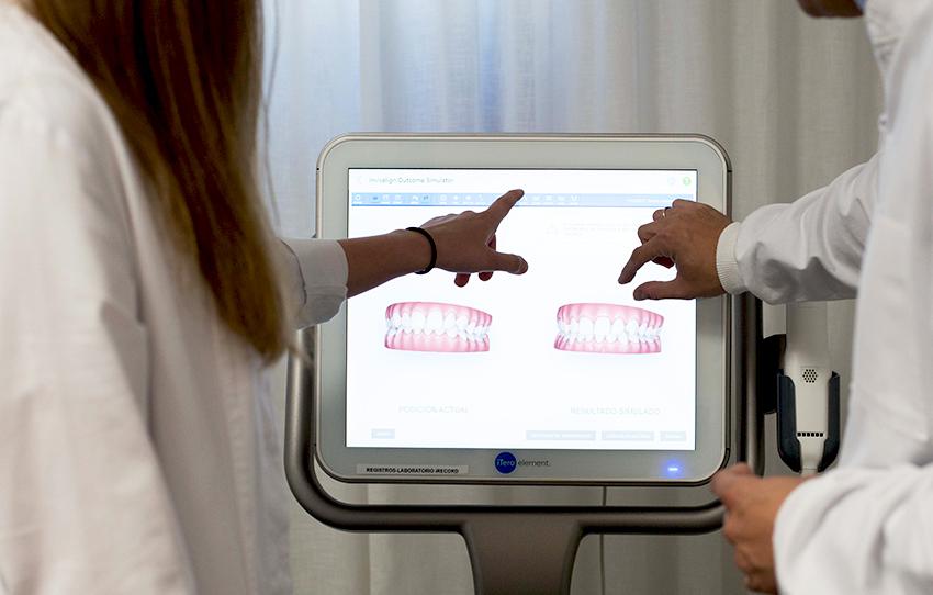 escaner ortodoncia